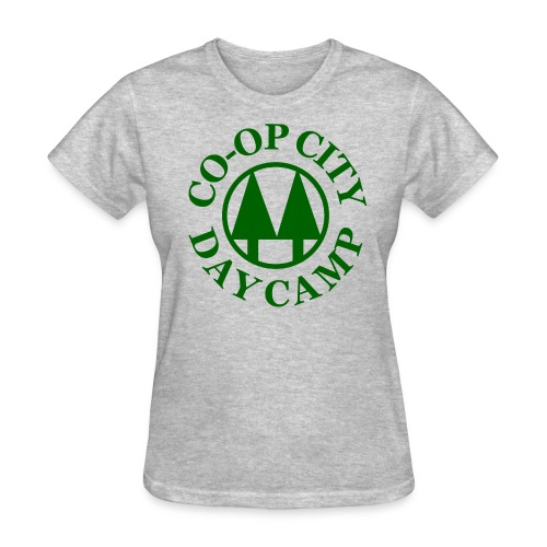 Retro Co-op City Day Camp T-Shirt - Women's T-Shirt