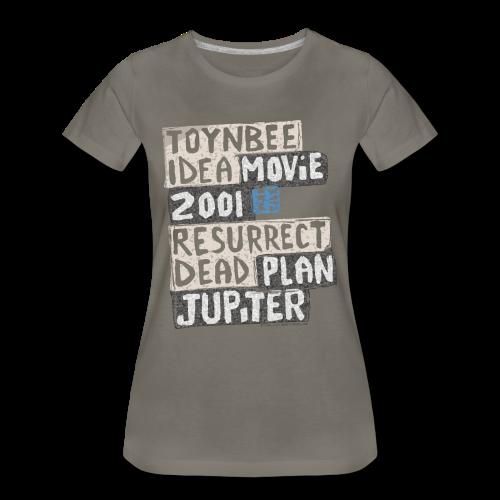 Toynbee Idea Tile T-Shirt - Women's Premium T-Shirt