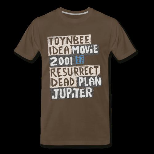 Toynbee Idea Tile T-Shirt - Men's Premium T-Shirt