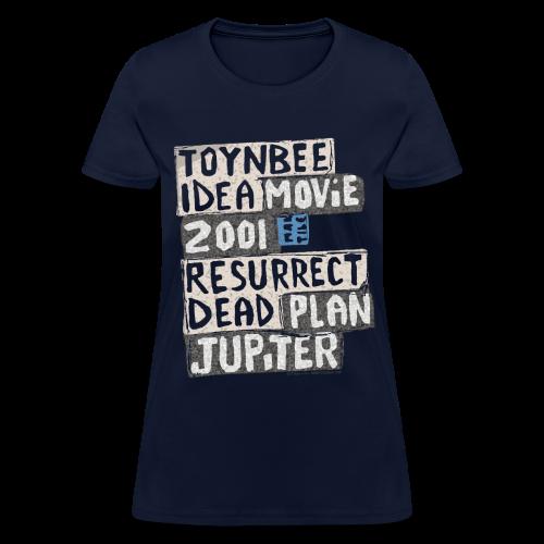 Toynbee Idea Tile T-Shirt - Women's T-Shirt