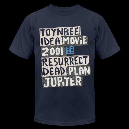 Toynbee Idea Tile T-Shirt - Men's Fine Jersey T-Shirt