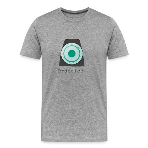 Metronome - Practice - Men's Premium T-Shirt