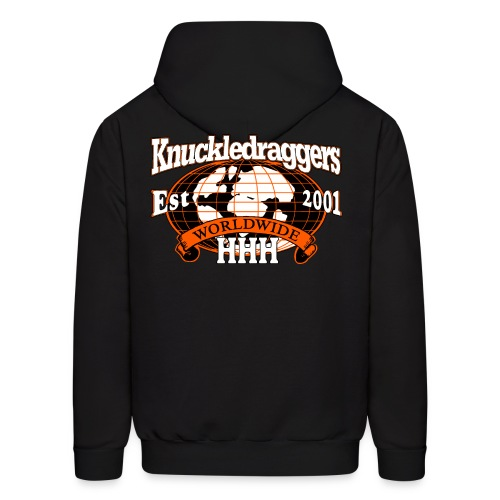 KDH3 Wordwide Sweatshirt - Men's Hoodie