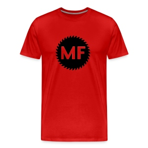 MF Saw Blade - Men's Premium T-Shirt