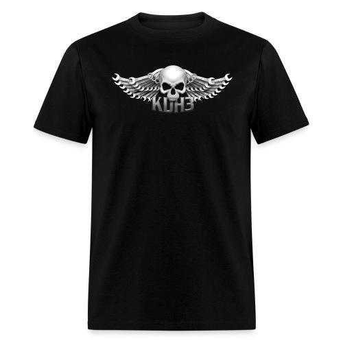 KDH3 Winged Skull - Men's T-Shirt
