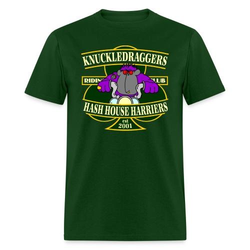 KDH3 Lucky Gorilla Rider - Men's T-Shirt