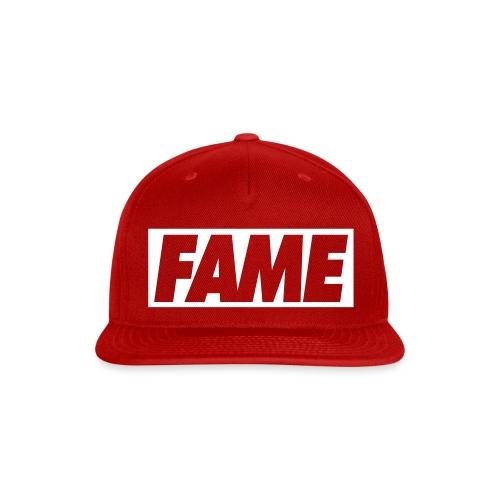 Fame Snapback - Snap-back Baseball Cap