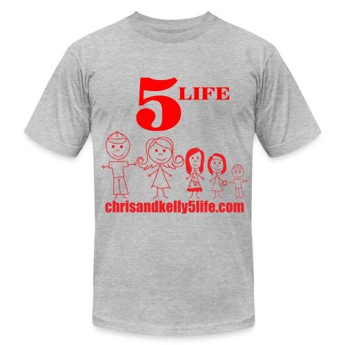 Men's T-Shirt by American Apparel - Men's  Jersey T-Shirt