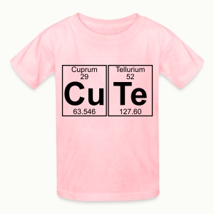Cute - Kids' T-Shirt