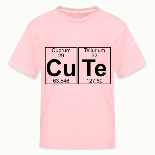 Cute - Kids' T-Shirt