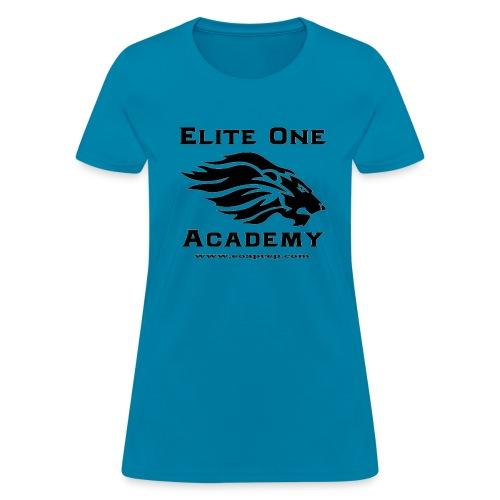 Womens - BLU - Women's T-Shirt