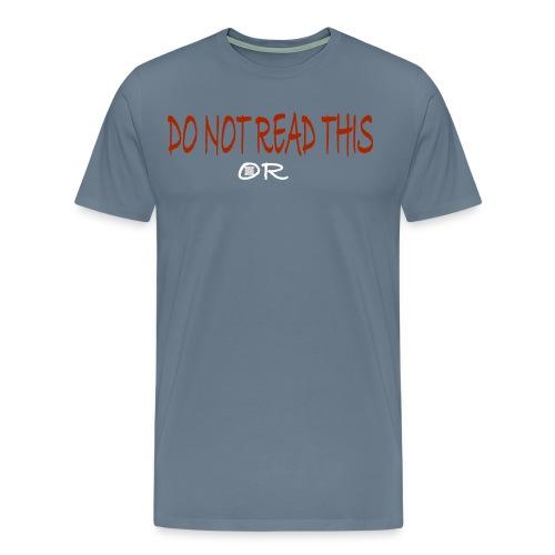 Conscious Clothing - Men's Premium T-Shirt