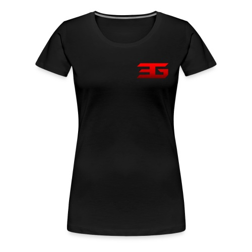 EaSt Womens Black Shirt - Women's Premium T-Shirt