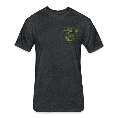 T-Shirt - Fitted Cotton/Poly T-Shirt by Next Level