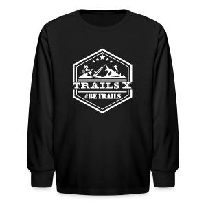 TrailsX Chiquitos Long Sleeve Tee - Kids' Long Sleeve T-Shirt
