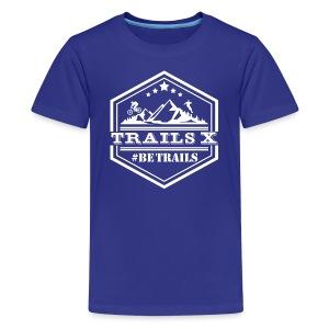 TrailsX Chiquitos Performance Tee - Kids' Premium T-Shirt