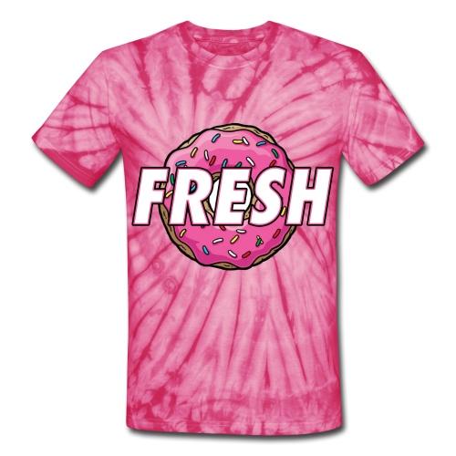 Fresh Tie dyed T-Shirt  - Unisex Tie Dye T-Shirt