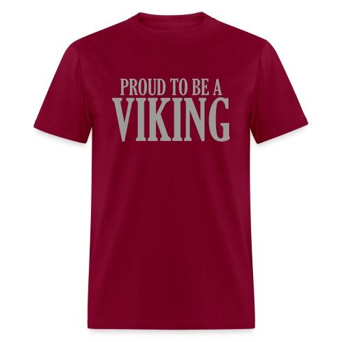 I Am a Viking (Grey) - Men's T-Shirt