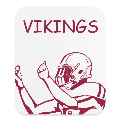 Viking Mouse Pad  - Mouse pad Vertical
