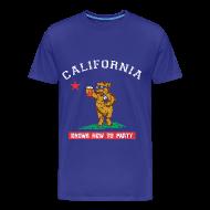 T-Shirts ~ Men's Premium T-Shirt ~ Article 104710654