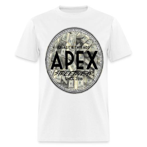 Apex Monogram Cash - Men's T-Shirt