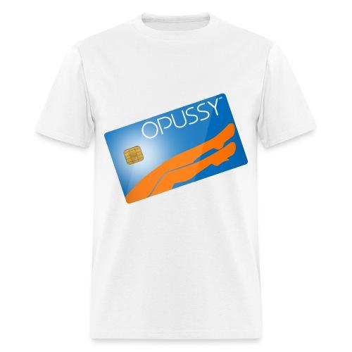 Opussy  - Men's T-Shirt