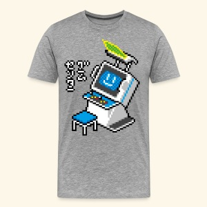 Pixelcandy_E29 - Men's Premium T-Shirt