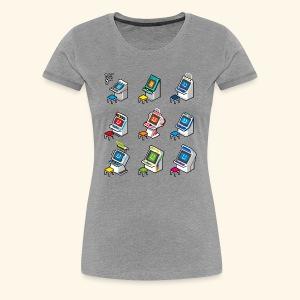 Pixelcandys - Women's Premium T-Shirt