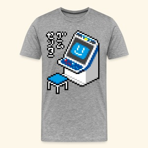 Pixelcandy_AC - Men's Premium T-Shirt