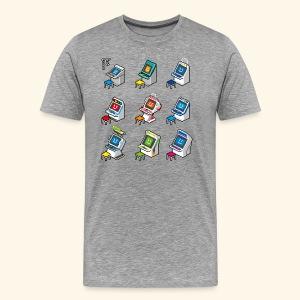 Pixelcandys - Men's Premium T-Shirt