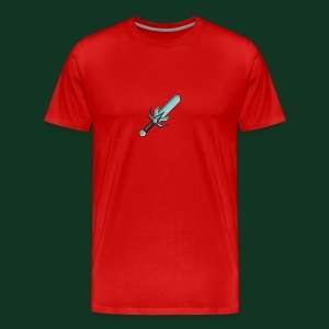 Diamond Red - Men's Premium T-Shirt