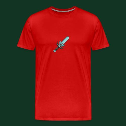 Diamond Red - Men's Premium T-Shirt