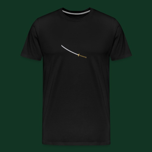 Katana - Men's Premium T-Shirt