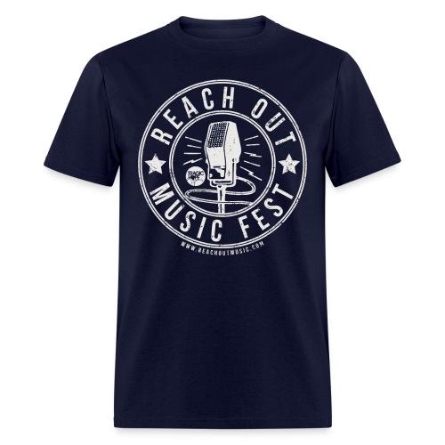 Men's T Blue - Men's T-Shirt
