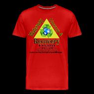 T-Shirts ~ Men's Premium T-Shirt ~ Waterway cleanup team logo