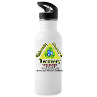 Sportswear ~ Water Bottle ~ Waterway cleanup team logo