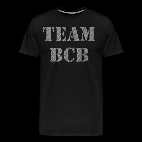 Team BCB Diamond Plate Shirt - Men's Premium T-Shirt