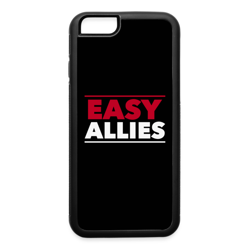 Easy Allies iPhone 6/6s Rubber Case - iPhone 6/6s Rubber Case