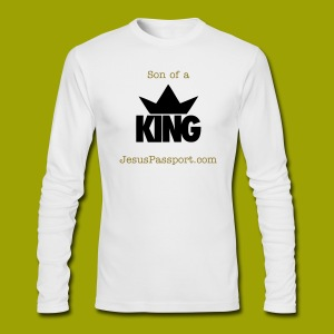 SonofaKING - Men's Long Sleeve T-Shirt by Next Level