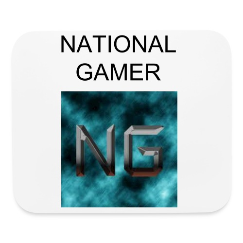 national gamer mouse pad  - Mouse pad Horizontal