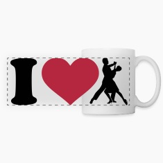 I love Dancing Mugs & Drinkware