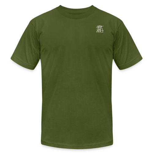 Back Down Tee - Men's Fine Jersey T-Shirt