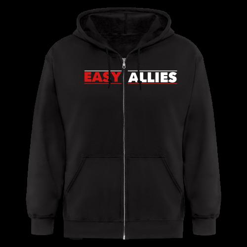 Easy Allies Zip Hoodie - Men's Zip Hoodie