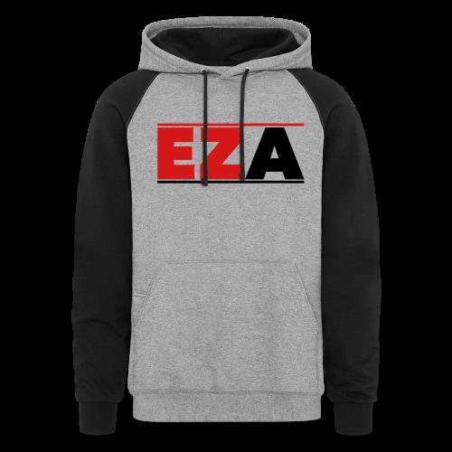 EZA Colorblock Hoodie - Colorblock Hoodie