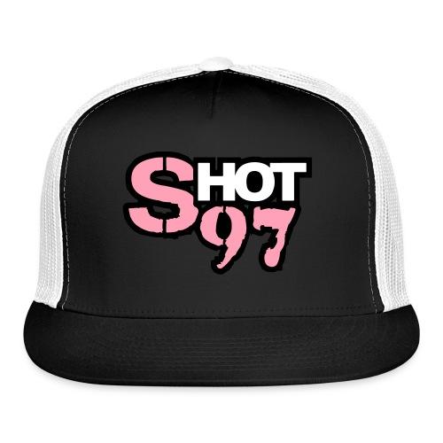 Shot97 Women's Trucker Hat - Trucker Cap