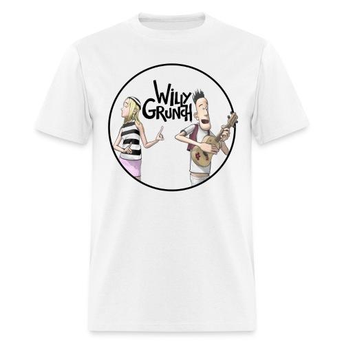 Feeling the Groove - Men's T-Shirt