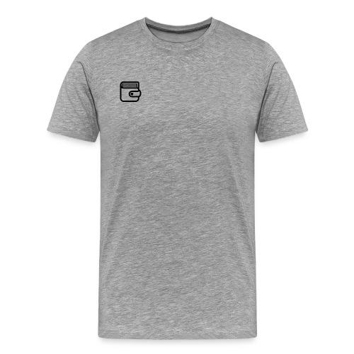 Wallet Slap T-Shirt ! - Men's Premium T-Shirt
