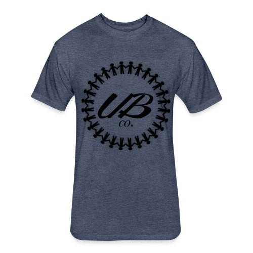 Unborn Co. Classic - Fitted Cotton/Poly T-Shirt by Next Level