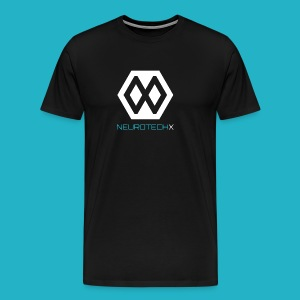 NeuroTechX- T-shirt ***Premium*** Men #1 - Men's Premium T-Shirt