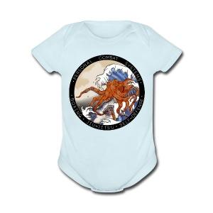 Personal Combat System Baby's Onesie - Short Sleeve Baby Bodysuit